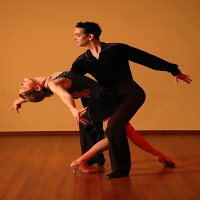 Aula de Dança Pompéia