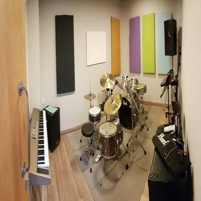 Escola de música em Perdizes